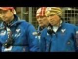 Three Time Olympic Champion Ski Jumper Thomas Morgenstern Hospitalized After Horrific Crash