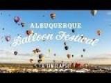 Timelapse: Albuquerque Balloon Fiesta. Awesome!!!