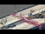 Tappen Zee Bridge Crane Collapse