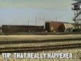 Train Derailment! Caught On Film!