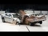 Think The Older, Pure Steel & Iron Cars Are More Safe? Think Again!