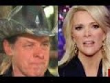 Ted Nugent Defends Trump, Says He Watches Megyn Kelly 'Sitting Naked' And Loading His Gun