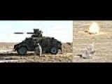 TOW ATGM MISSILES AND RECOILLESS RIFLES SCORE HEAVY HITS ON TANKS DURING MILITARY WEAPONS TRAINING