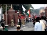 The India-Pakistan Border Ceremony