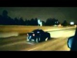 Twin Turbo Corvette At TX2K15 Tearing Up The Streets --- 2400HP