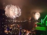 Timelapse Captures Fourth Of July Firework Display Over San Diego Bay
