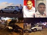 Two Die In High Speed Head On Collision In India