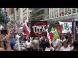 Thousands Of Kiwis Protest New Zealand Joining Obama TPP