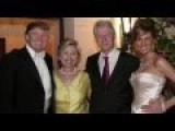 Trump And Bush On The Clintons