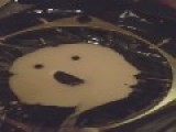 This Terrifying Starch Face Is The Stuff Of Nightmares