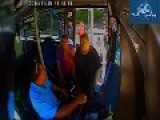 THE Moment Two Women Punched, Bit And Spat On A Melbourne Bus Driver After He Asked For Their Fares Has Been