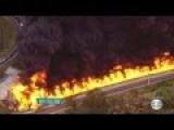 Tanker Truck Inferno