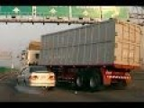 Truck Accidents On The Road Compilation October 2013