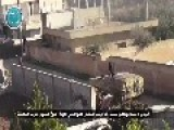 UN Vehicle Signs Up To Be A Car Bomb For Obama Backed FSA And Nusra Terrorists