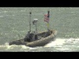 US Navy Unmaned Gunboats Plan And Swarm Their Target
