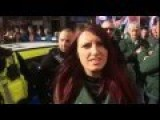 UK : Leader Of Britain First Attacked In The Street Then Arrested By Police