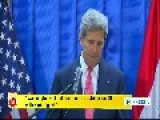 US Will Not Coordinate Airstrikes On ISIL With Syrian Govt
