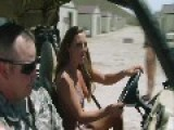 Utah National Guard Officer Stripped Of Position Over Bikini Film Shoot