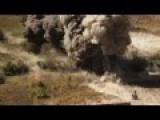 USMC Assault Breacher Vehicle MASSIVE Explosions - Great Footage HD