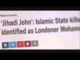 US, British Media: Masked Militant Identified