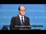 UT Tales:Russia-France Warship Deal: Hollande Refuses To Rule Out Mistral Sale To Russia
