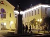 Ukrainian Thugs Destroy More Lenin Statues - Shots Fired
