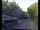 Ukraine Conflict • Russia Army Entered The Trritory Of Luhansk 09 08 2014 | RAW VIDEO