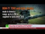 US Anti-tank TOW Missile Used In Attack On RT Journalists In Syria