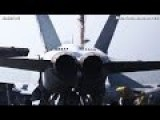 USS George H.W. Bush Launching Some MURICAN FREEDOM In Air To Iraq