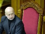 Ukraine Will Not Use Military Force To Stop Crimean Secession - Turchynov