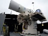 US Navy Finally Deploying Giant Lasers LAWS