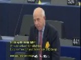 UKIP Mr. Godfrey Bloom Tells The TRUTH In E.U. Parliament