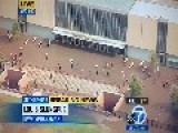 UCLA Water Main Break - DWP Spokesman Louis Slungpue Pranked
