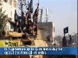 U.S. Air Strikes Target Oil Refineries In Syria Lucrative To ISIS