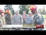 US Army Conducts Joint Exercise With Chinese Army In China
