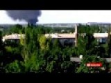 Ukraine Crisis - Heavy Airstrikes On Seperatist Forces In Eastern Ukraine