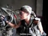 Ukraine War The Novorossiyan Sarah Connor