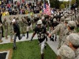 US Army Recruits Athletes By Alcohol, Women