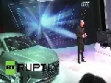 USA: Audi Reveals 'revolutionary' Auto-pilot Q7 Concept Car At CES 2015