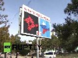 Ukraine: Billboards Push Crimeans To Vote