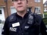 UK Police Officer Slaps Man For Recording Him