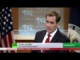 US State Dept Kirby: Fight Against Al-Nusra 09 11 Al-Qaeda Terrorists Is Not US Priority In Syria