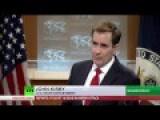 US State Dept Kirby: Fight Against Al-Nusra 09 11 Al-Qaeda Terrorists Is Not US Priority In Syria