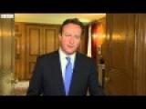 Update Calais : David Cameron On Calais Situation