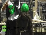 USA: Nuclear War Between Aliens And Humans 'highly Possible'
