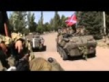 Ukraine War - BATTLE FOOTAGE Militias Storming Ukraine Border
