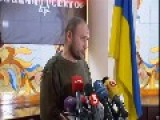 Ukrainian Nationalist Patriot 'Yarosh' Declares Himself Head Of The Anti-Russian Resistance Movement