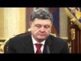 Ukraine Crisis Poroshenko Orders Troops To Key Cities