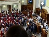 Ukraine: Deputies Deliberate Over Divisive Draft Law