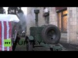 Ukraine: Armed Men Take Control Of Antratsyt City Hall
